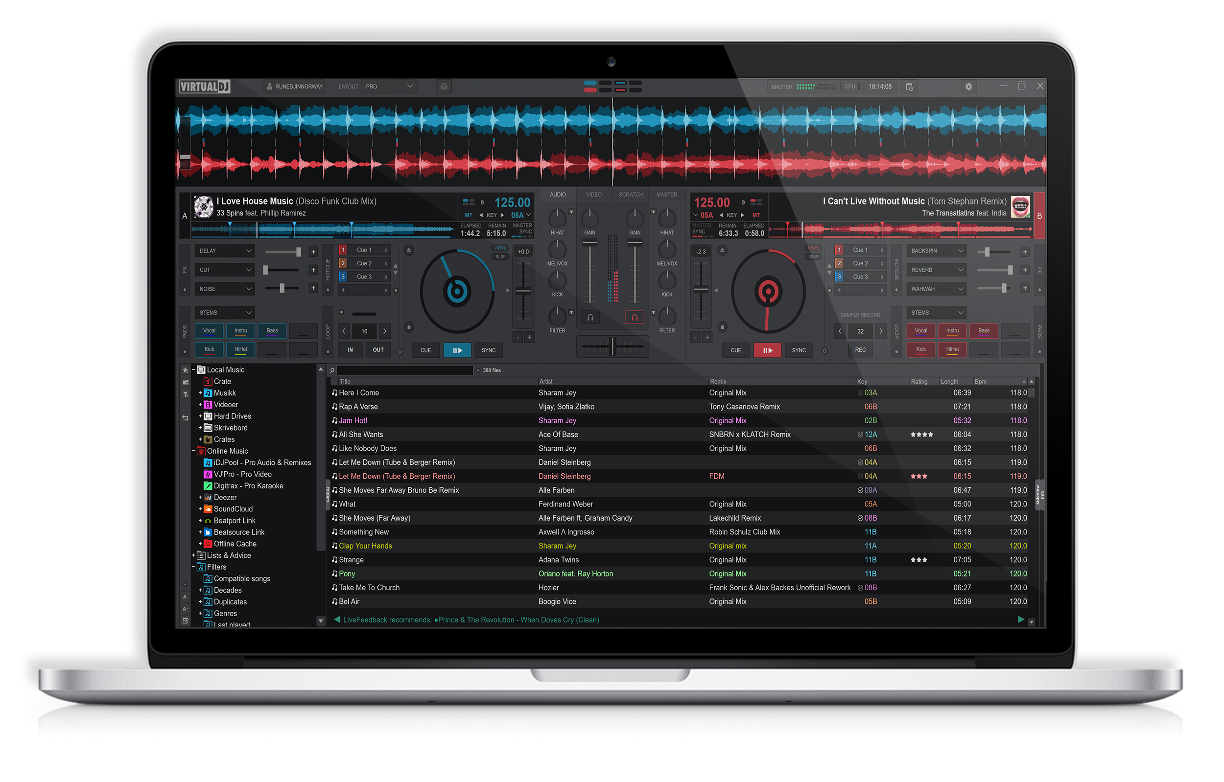 "VirtualDJ Announces Massive Updates That Will ""Change Digital DJing Forever"""