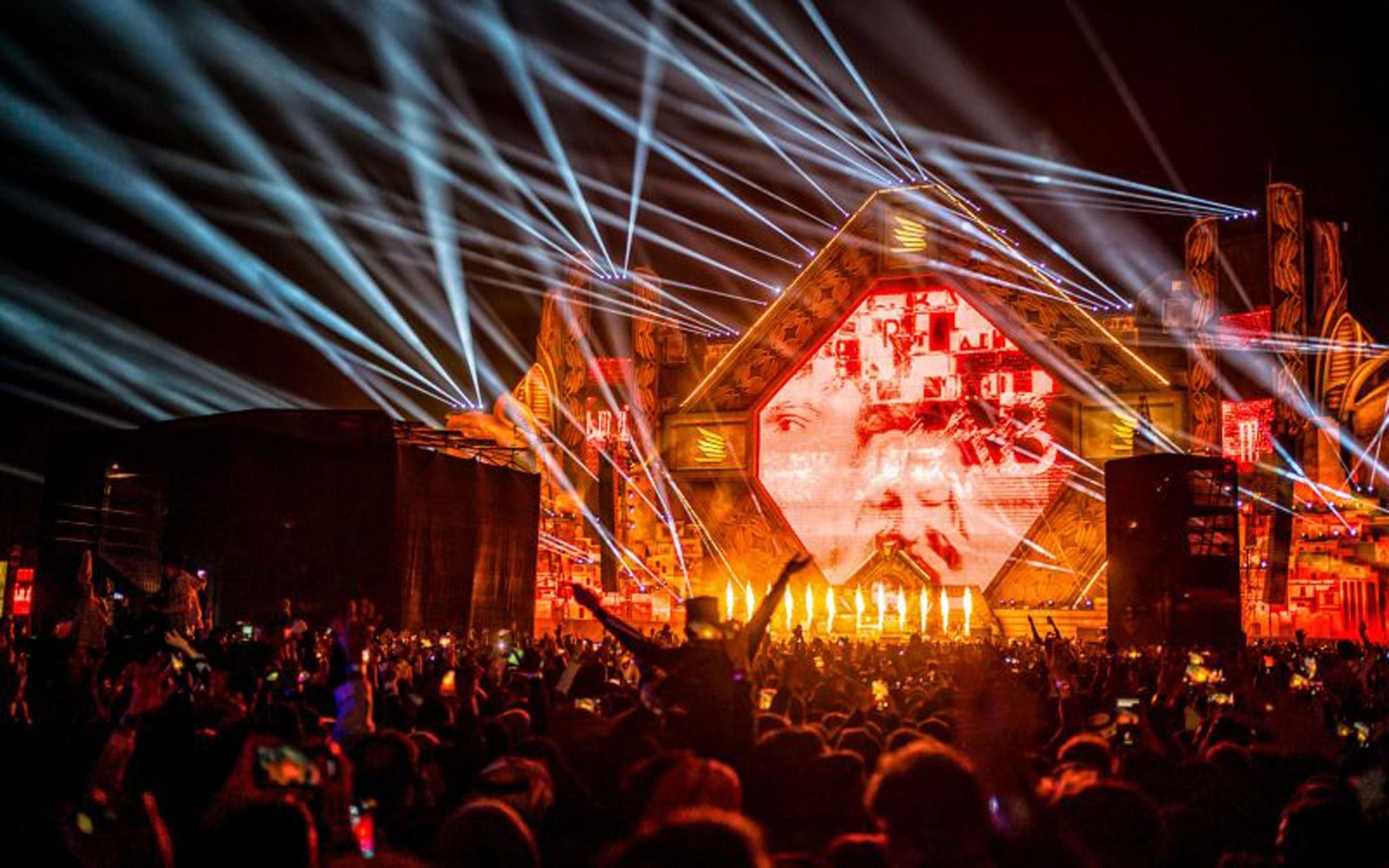 MDLBEAST SOUNDSTORM Starts Lineup Rollout: Deadmau5, Eric Prydz, Martin Garrix, & More