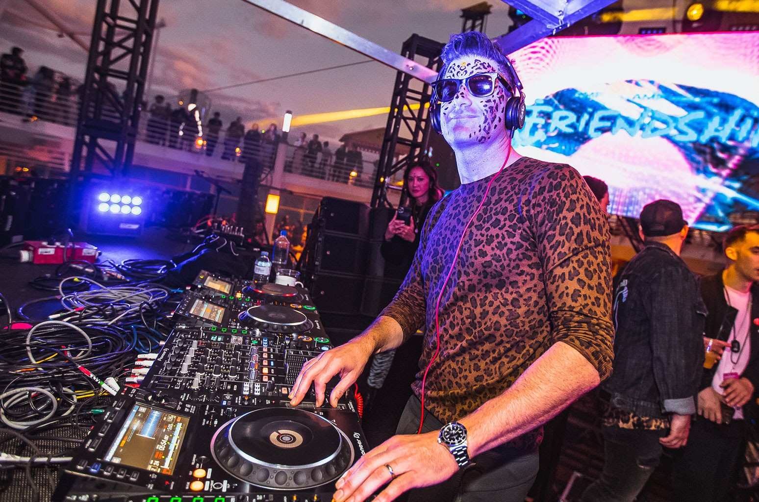 Destructo Gives Update on Signature Events AMF Music Festival & FriendShip