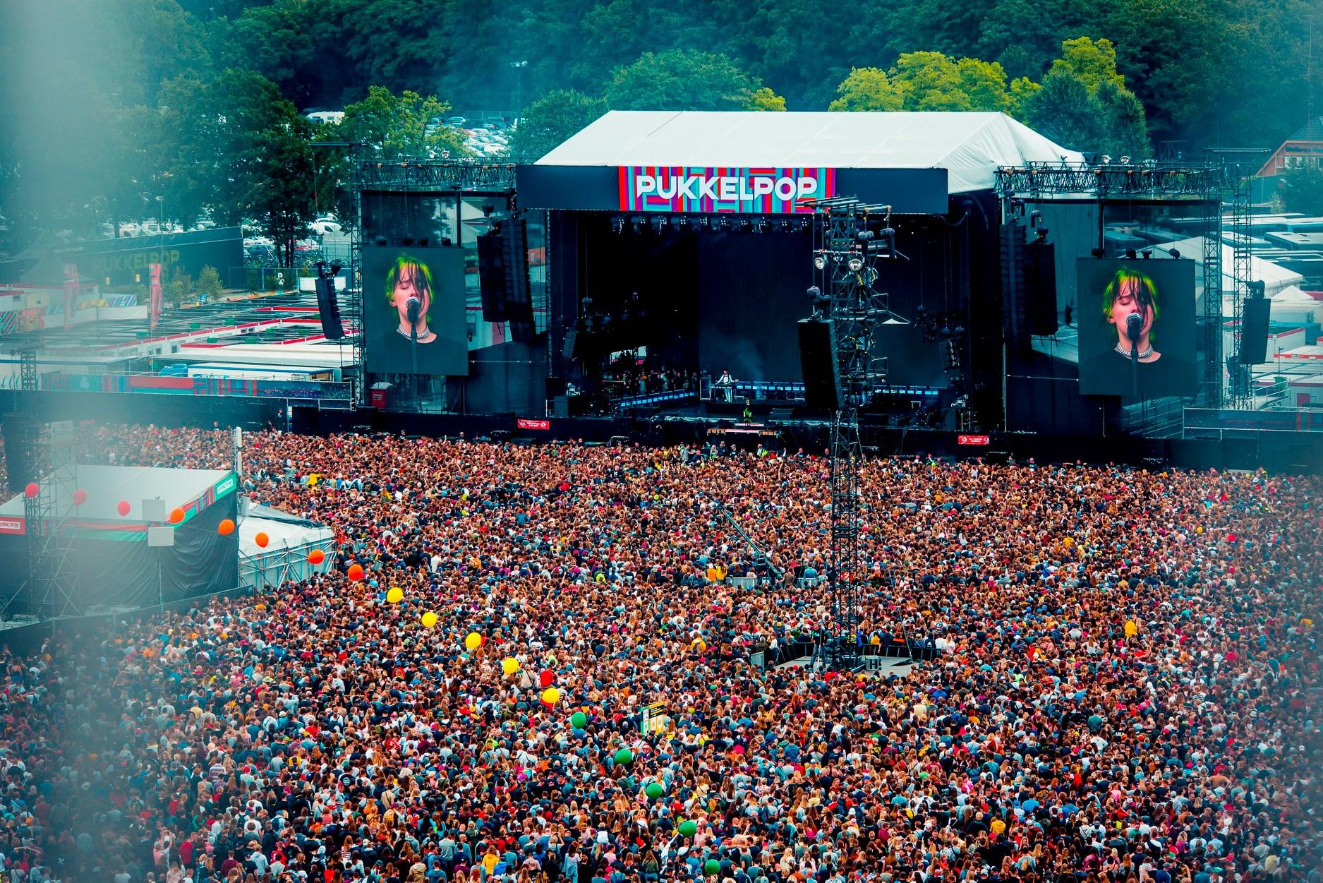 Pukkelpop Reverses Decision, Cancels 2021 Event Following Tomorrowland