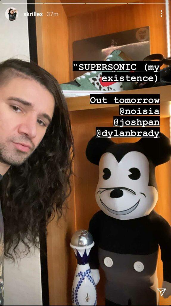 Skrillex & Poo Bear + Skrillex, Noisia, Josh Pan Releases Dropping On Friday