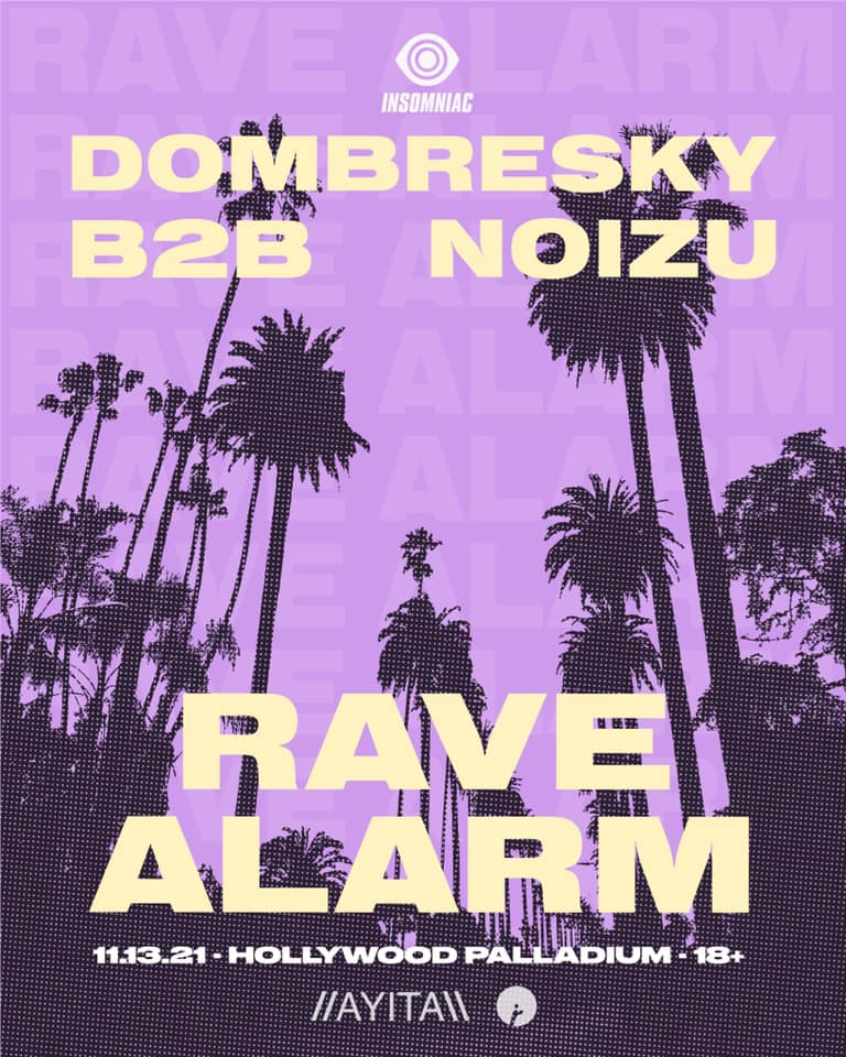 Dombresky, Noizu prepping trove of new music for back-to-back headline at the Hollywood Palladium [Interview]206427637 368667794625782 6247754045119289325 N