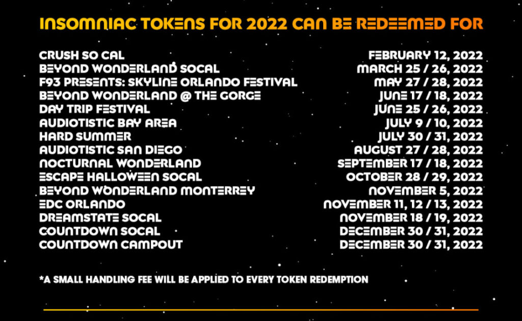 insomniac lineup 2022 edc