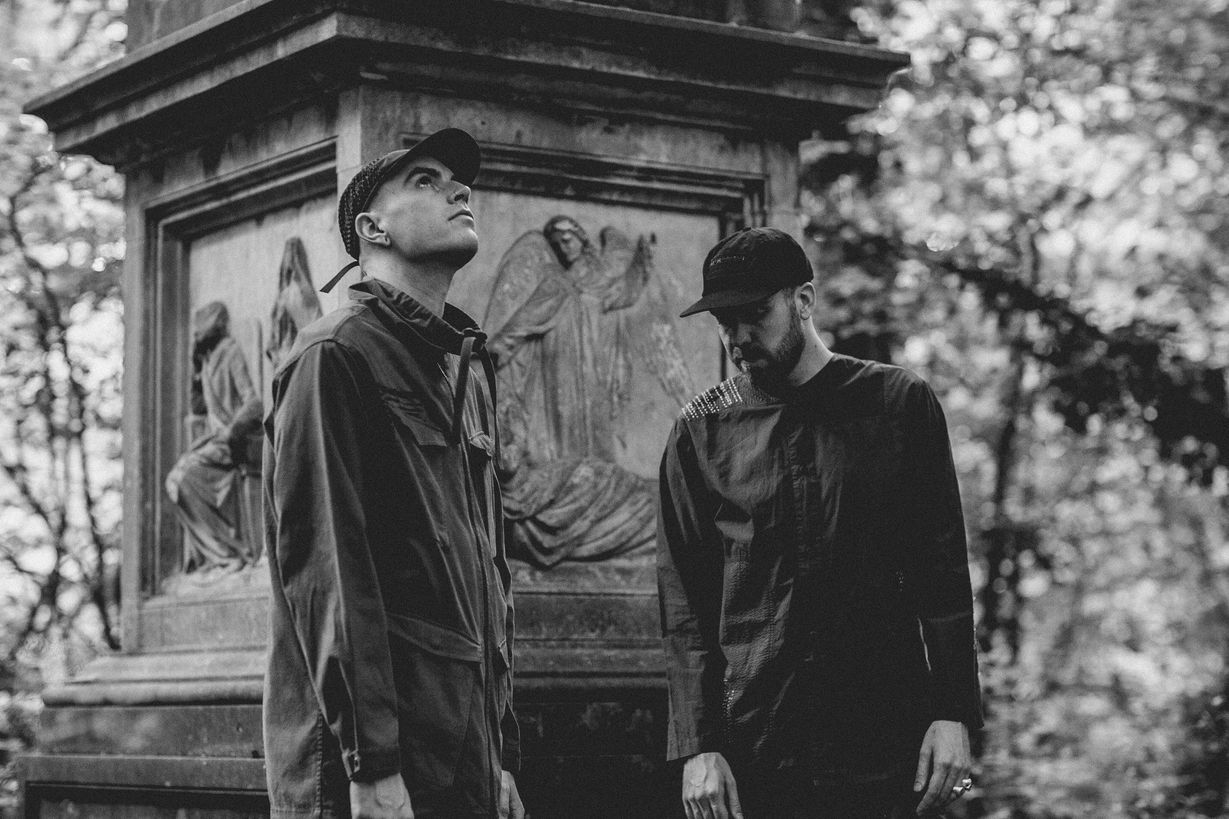 """Alix Perez & EPROM Release New Shades EP, """"The Dance Of Death"""""""