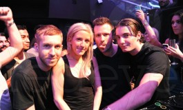 Calvin Harris and Ellie Goulding Get Together Once Again
