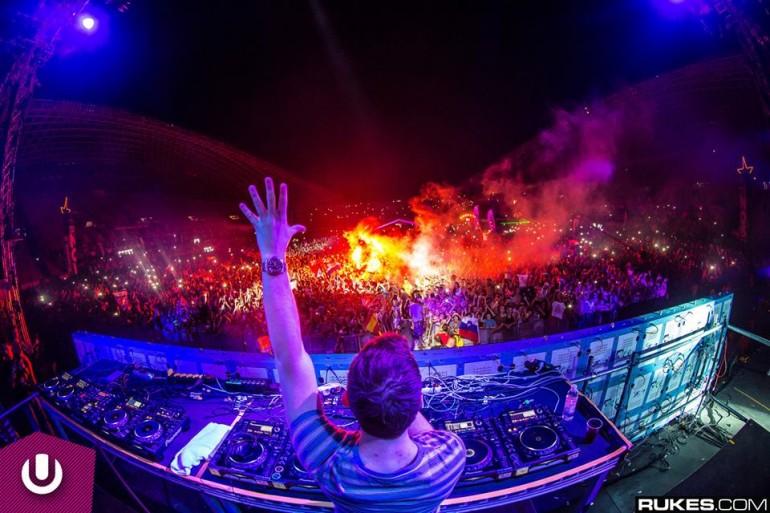 Ultra Music Festival Europe Breaks Records