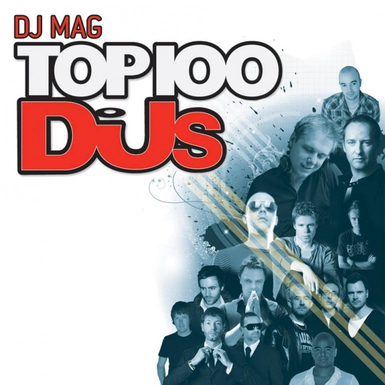 DJ Mag Top 100 Revealed [Updated Live]