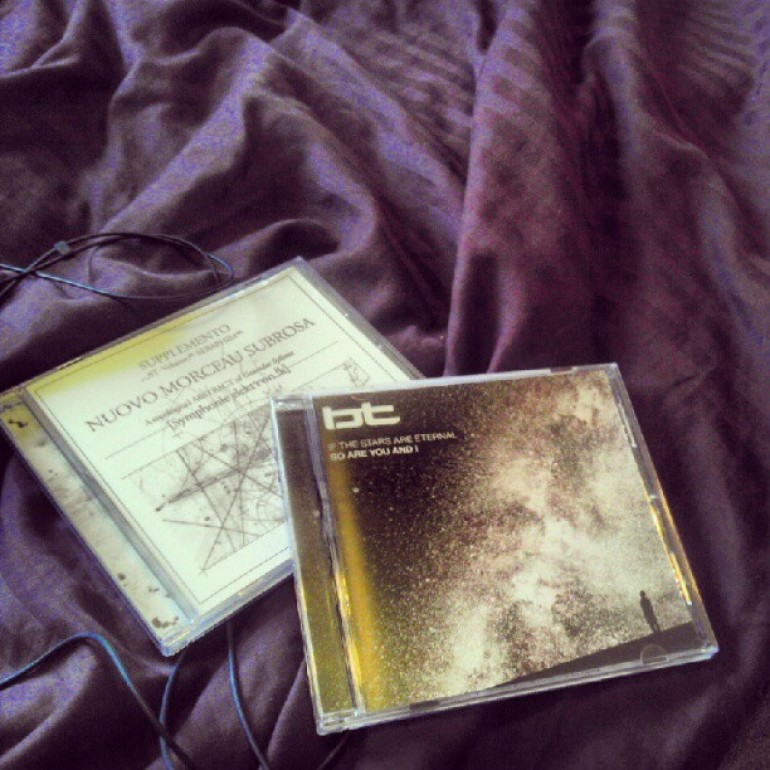 If the Stars are Eternal So are You and I / Morceau Subrosa (Review) – BT