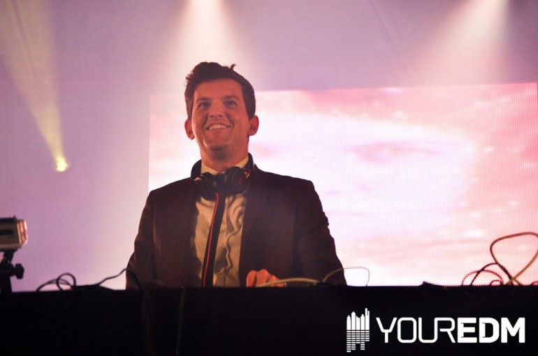 Hardwell is Dillon Francis' Dad