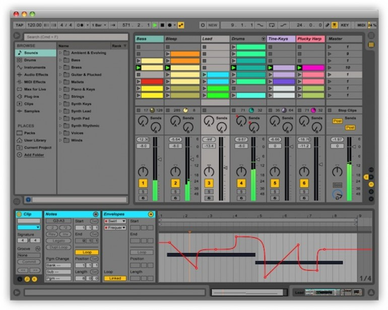 Ableton Live 9 and the Future of EDM Production