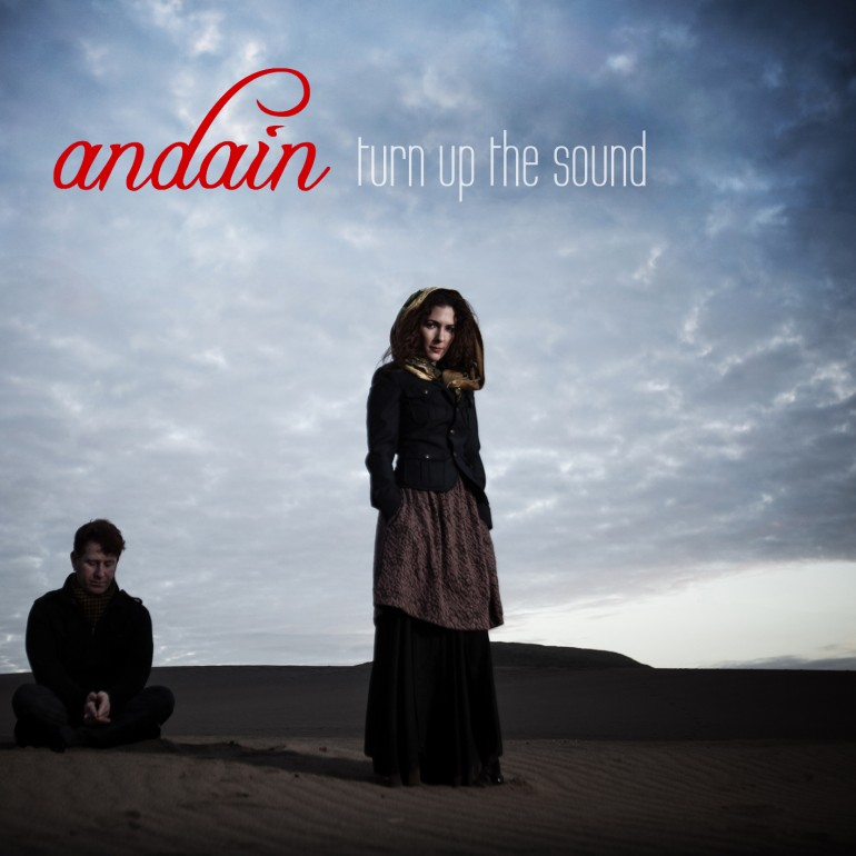 Andain – Turn Up The Sound (Tristan Garner Remix) [Black Hole Recordings]
