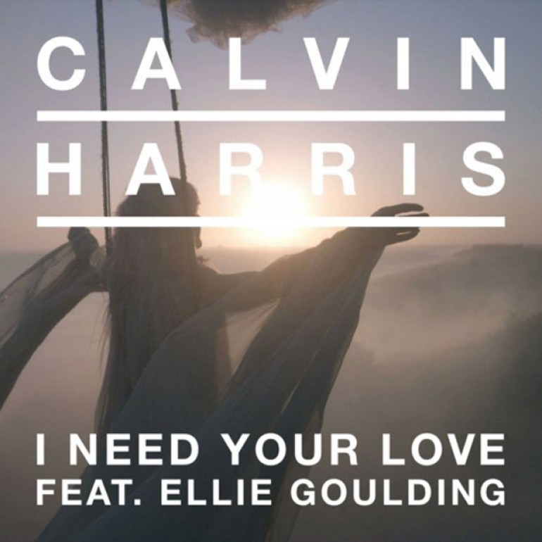 Calvin Harris Feat. Ellie Goulding – I Need Your Love (Nicky Romero Remix)