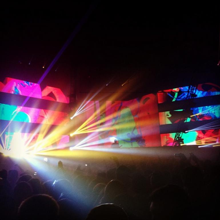 Eric Prydz Kicks Off The Incredible EPIC 2.0 Tour