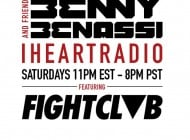 Your EDM Premiere: Benny Benassi & Friends Featuring: Fight Clvb on iHeart Radio