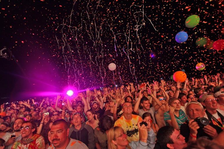 Top 10 NYE Dance Music Events
