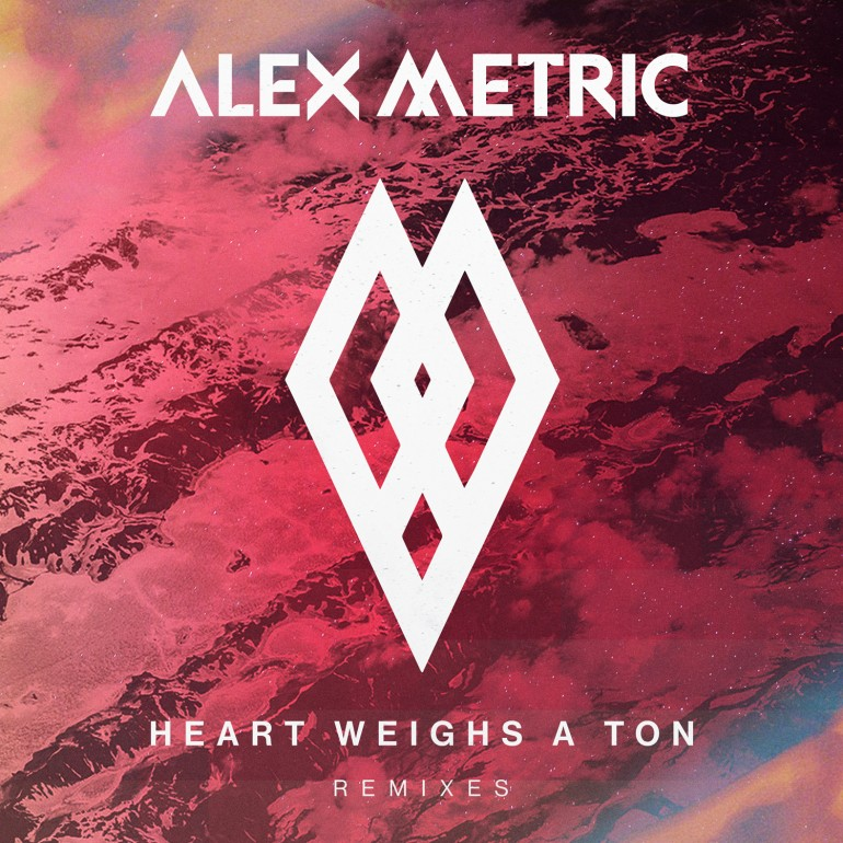 Your EDM Premiere: Laidback Luke Puts His Spin on Alex Metric's 'Heart Weighs A Ton'
