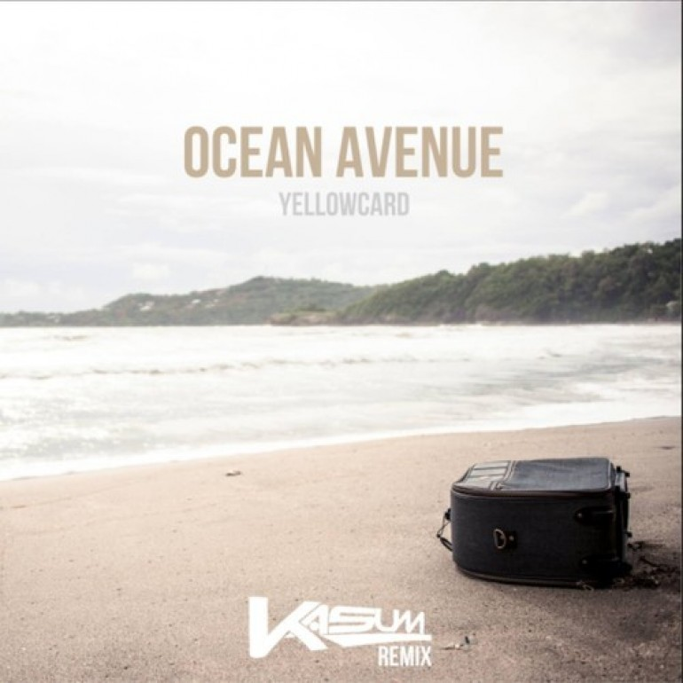Your EDM Premiere: Yellowcard – Ocean Avenue (Kasum Remix) [Free Download]