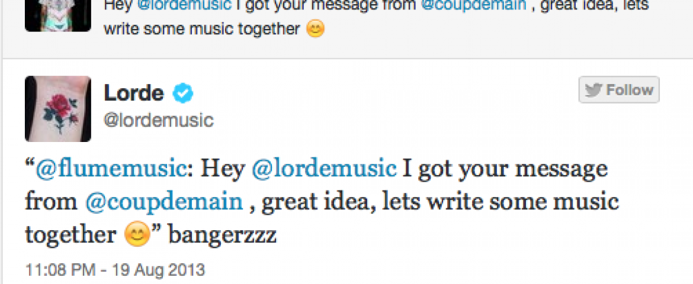 Lorde: The Current Queen of Pop, Future Queen of EDM