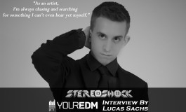 Stereoshock Unleashes New Cinematic Masterpiece 'Au Revoir' [Exclusive Interview + Free DL]