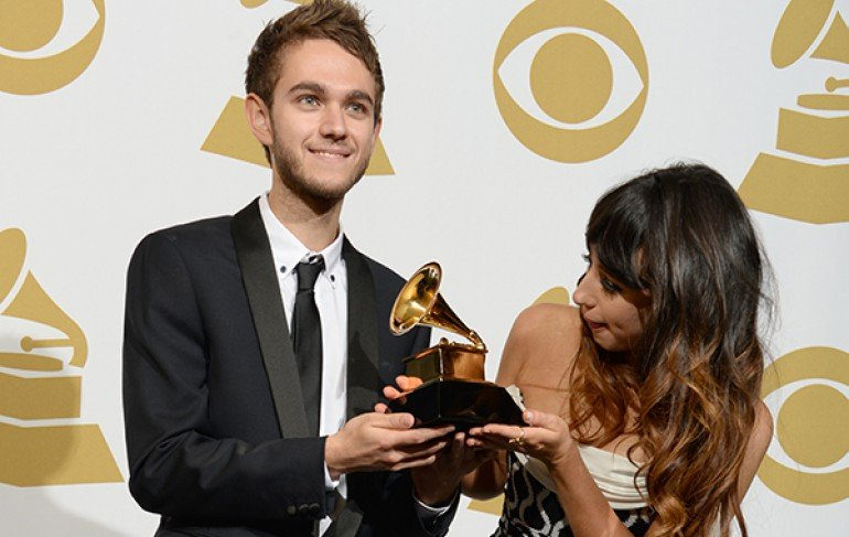 Zedd Dedicates Grammy To Best Friend Skrillex