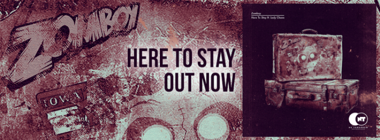 Zomboy – Here To Stay Remixes EP (Release)