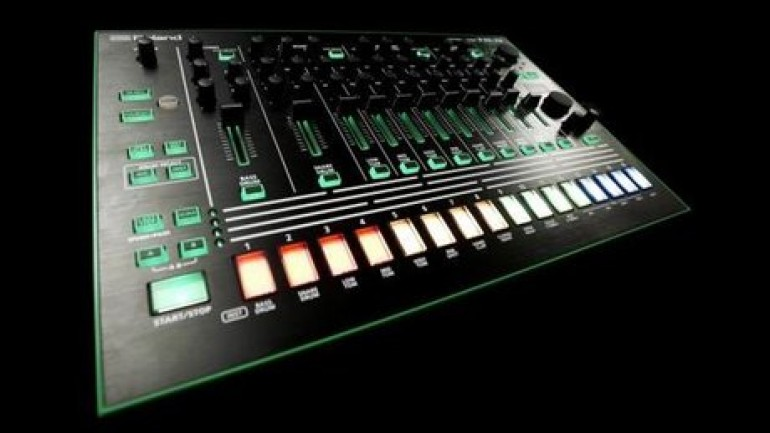 """Roland Teases The Aria Drum Machine & Calls It """"The Evolution of the Roland TR-808″"""