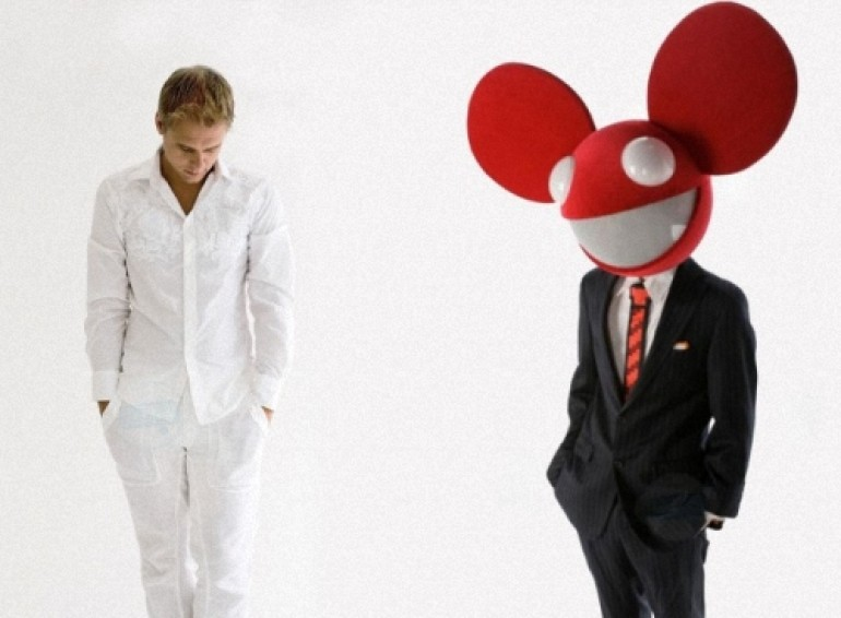 """""""A State of Trance"""" Armin Van Buuren and Deadmau5 Collaboration Preview"""