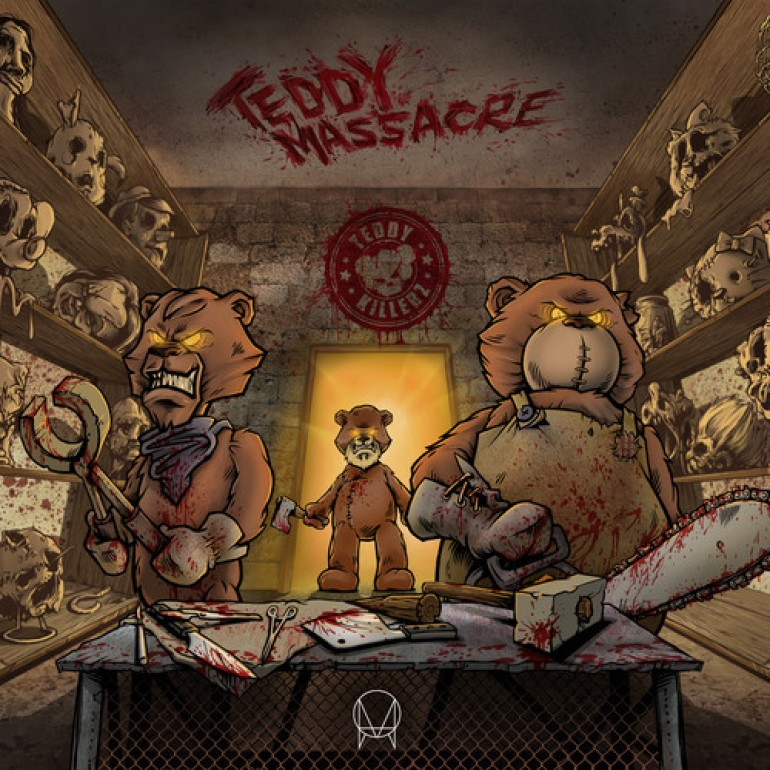 Teddy Killerz Continue Their Mutilation with 'Teddy Massacre EP'