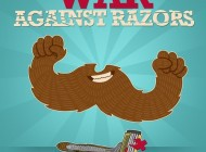 War Against Razors: Volume 4 - RaceCarBed