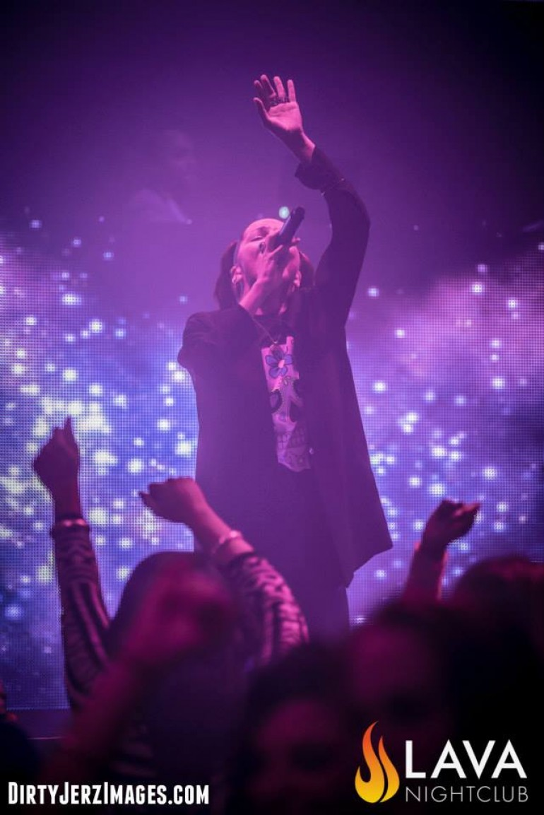 Ayah Marar Lights Up New York's Lava Nightclub On Black Friday [Event Review]