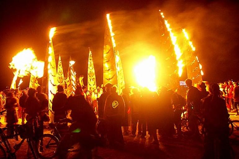 Police Strengthen Presence at 2013 Burning Man Festival