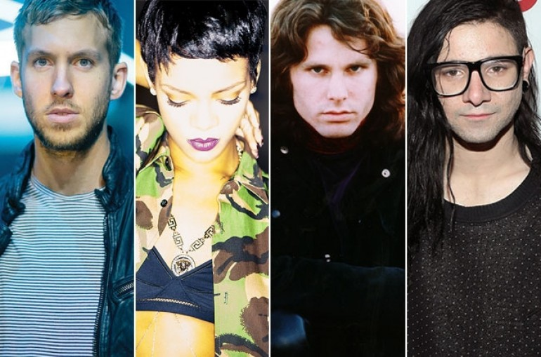 Billboard Announces Top 10 Pop-Dance Collaborations Of All Time