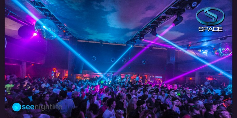 Loco Dice Breaks Club Space Miami Records, Spins 24 Hours Straight