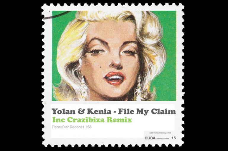 Yolan, Kenia – File My Claim (Crazibiza Remix) [Pornostar Records]