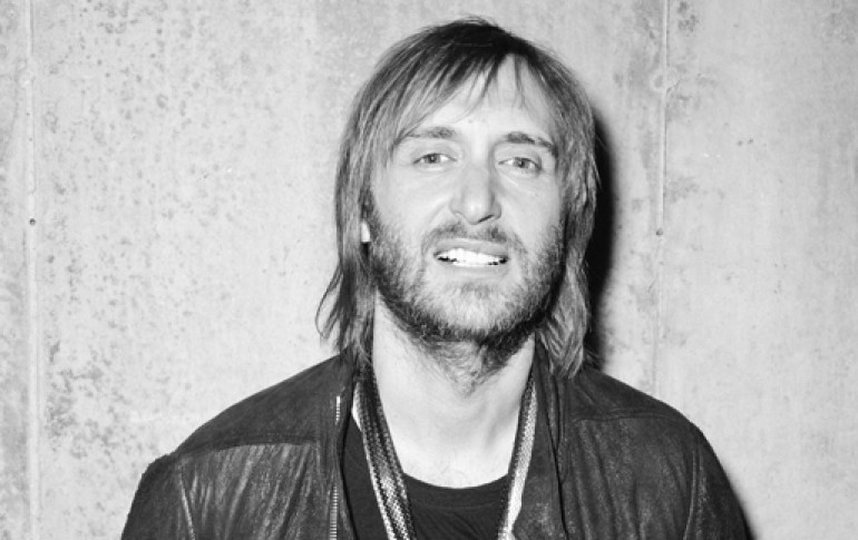 David Guetta Defends Himself Against Naysayers, We're Not Buying It