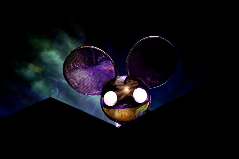 """Deadmau5 Compares Next Album With Pink Floyd's """"The Wall"""""""