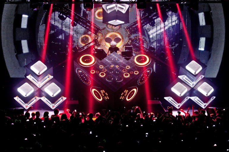 A Collection Of Unreleased Deadmau5 Tracks To Be Enjoyed And Downloaded