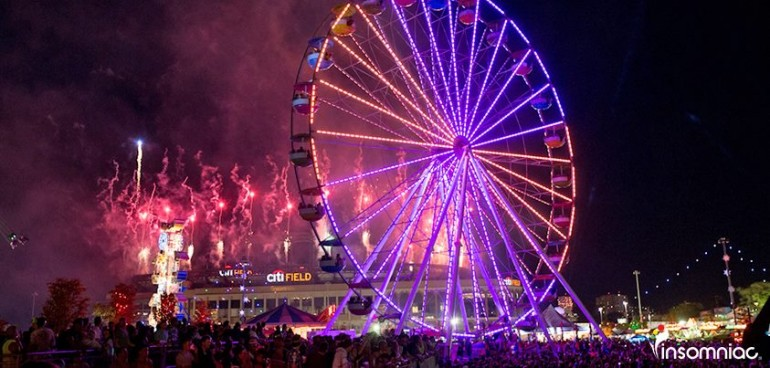 Electric Daisy Carnival New York 2013 Live Sets & Download Links