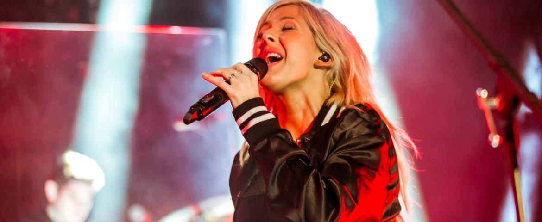 """Ellie Goulding Premieres New Skrillex Collaboration in """"Goodnight Valentine"""" Mix"""