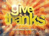 Your EDM Giveaway: VIP Tickets to San Jose's Annual Give Thanks Festival