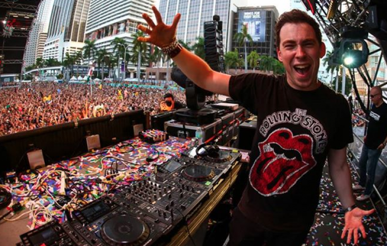 Hardwell Trumps Hater With Smooth Remarks, Sister Involved