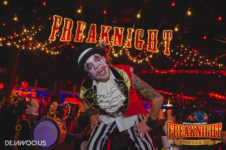 The Best Event of The Halloween Season: Freaknight Festival