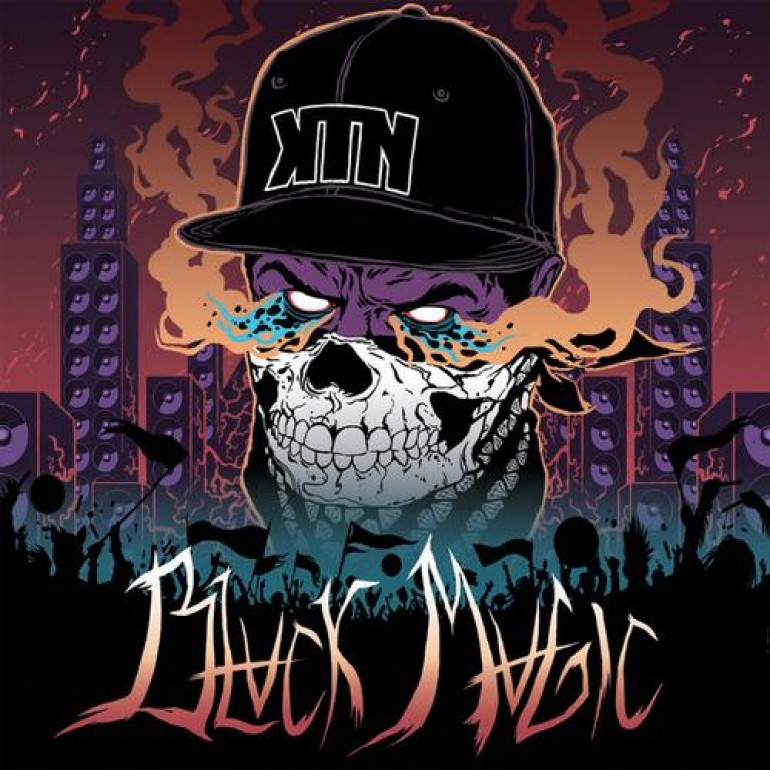Kill The Noise – Black Magic EP [OWSLA] + Free Download of KTN & Feed Me Track