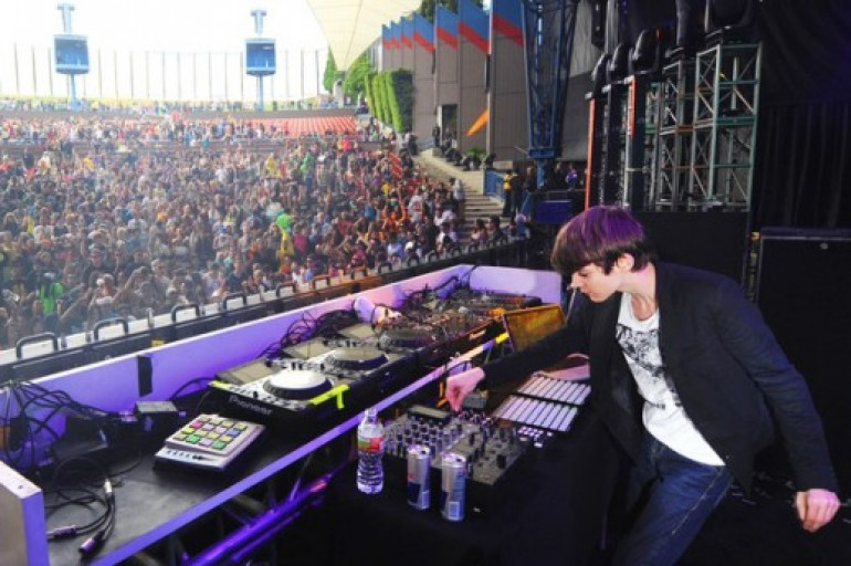 Madeon Slated to be First Ever Electronic Musician to Perform at New York Stock Exchange