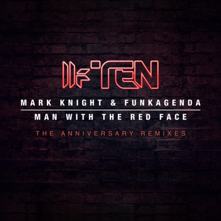 """Toolroom Ten Anniversary Remixes: """"Man With The Red Face"""""""
