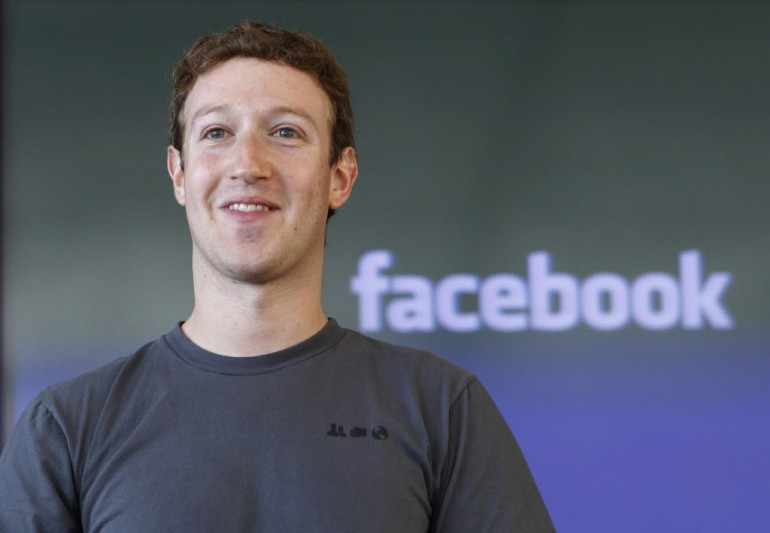Mark Zuckerberg Expands His Personal Social Network By Going to Burning Man