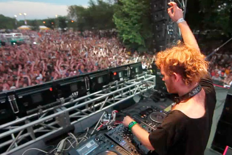 Rusko Plans To Release All New Music For Free
