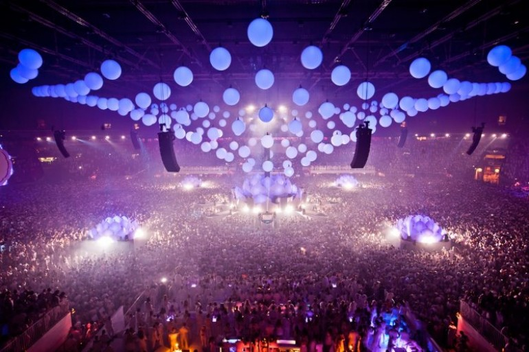 """Sensation """"Innerspace"""" Live Stream from Barclays Center"""