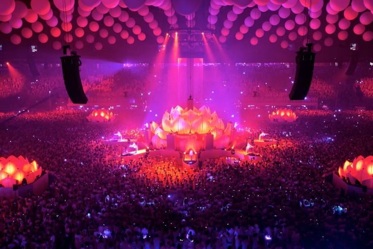 """Sensation: """"Innerspace"""": Was the US ready? & Aftermovie"""