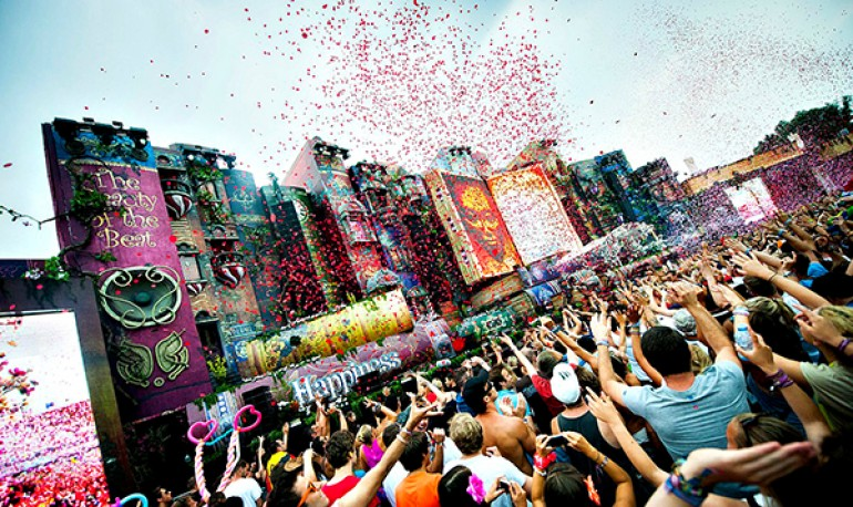 Tomorrowland Sells Out In 1 Second (UPDATED)